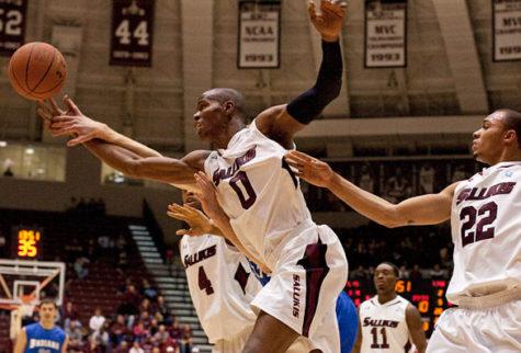 SIU Basketball vs. Indiana State