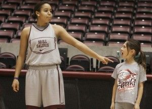 Salukis celebrate equal opportunities