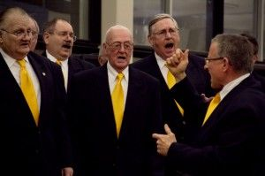 Carbondale's Little Egypt Chorus offers singing valentines