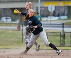Softball team gears up for a competitive opening weekend