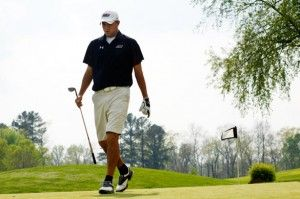 Golfer captures consecutive wins, earns MVC honors