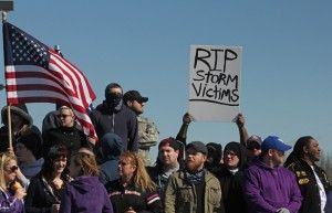 Ridgway mourns, unites in days following storm