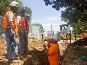 Campus undergoes extensive summer upgrades