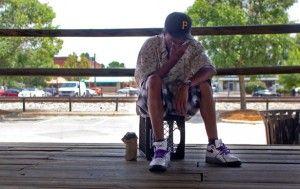 Homeless handle record-setting heat wave