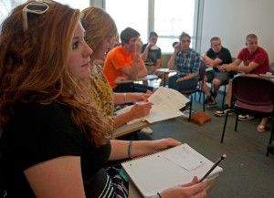 Program matches new students with mentor