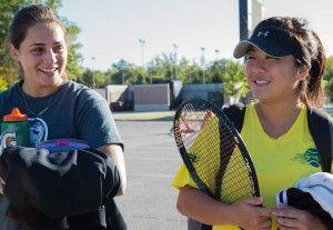 Women's tennis hosts Saluki Fall Classic