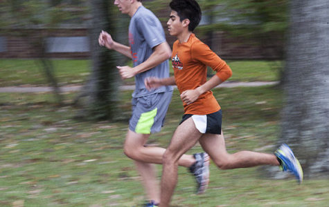 Freshman runner making an impact