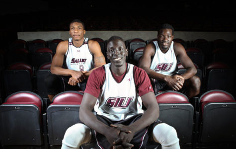 Africa 'central' to Saluki men's basketball