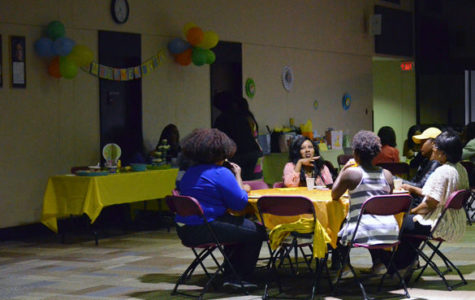 Sorority hosts baby shower for pregnant students