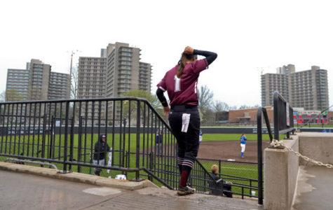 Schedule changes disrupt softball's rhythm