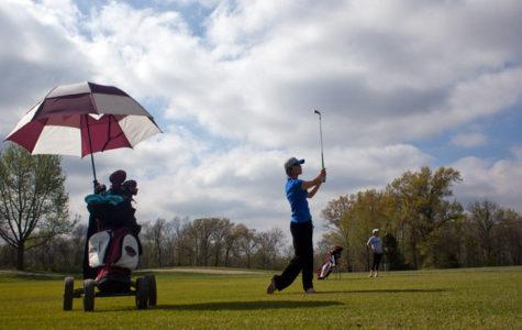 Salukis women's golf finishes third at MVC