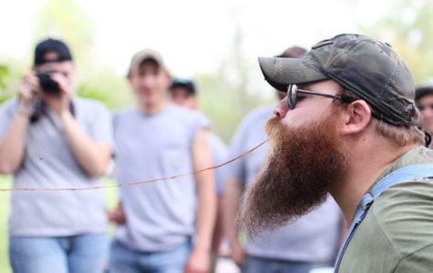 Young lumberjacks showcase skills
