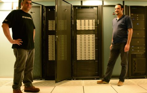 Supercomputer soups-up research potential