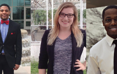 Three students vie for USG presidency