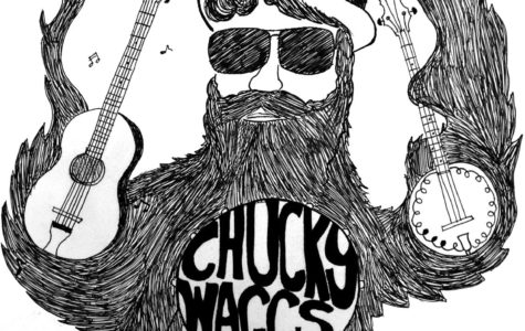Adam Wagner channels musical ideas through 'Chucky Waggs'
