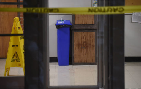 Gallery: No evidence of shots fired in Lawson Hall