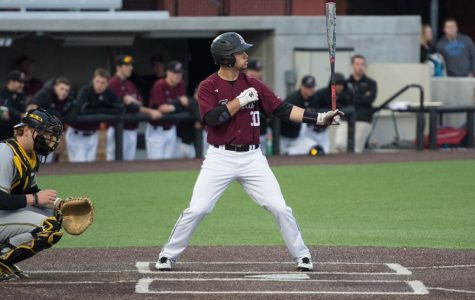 Hand working to make progress in new role for Salukis