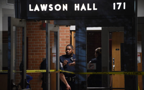 No evidence of gunfire found in Lawson Hall