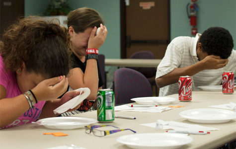 Fear is not a factor for teens at Marion Carnegie Library