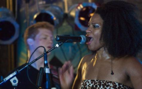 The Charles Walker Band brings the funk