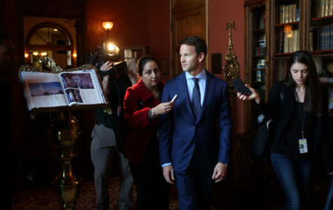 Aaron Schock, former Illinois congressman, indicted on 24 criminal counts