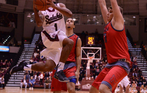 Airmen to face Salukis on the hardwood