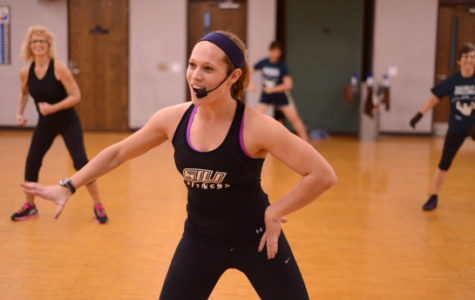 Group fitness classes to be free next semester