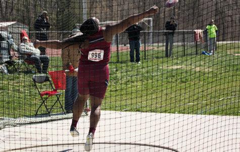 Throwing events highlight SIU's performance at Vanderbilt Invitational