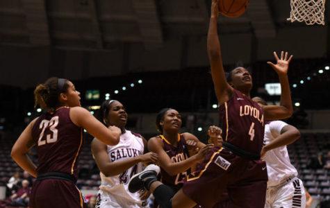 SIU falls to Loyola