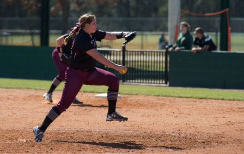 Salukis split second day, weekend, at Stetson Invitational