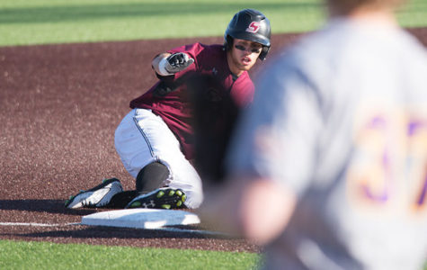 SIU baseball defeats Western Illinois 9-0 in second game of series