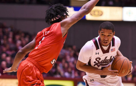 Salukis need bench to stay hot as MVC play heats up