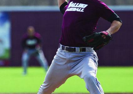 Three new pitchers to fill weekend rotation for Saluki baseball