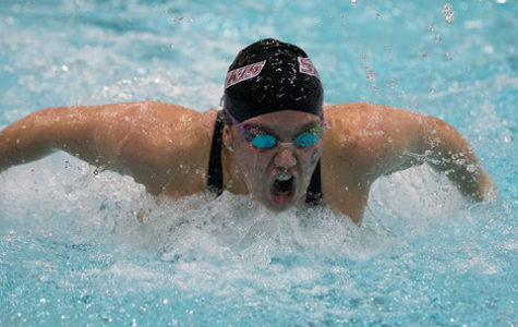SIU women's swim and dive win MVC title