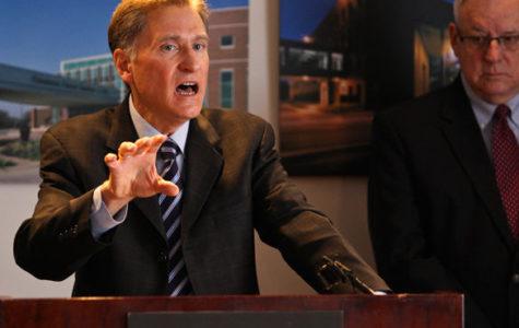 Dunn pushes for higher education funding