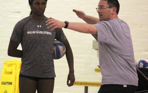 Volleyball transfer offers versatility for Salukis