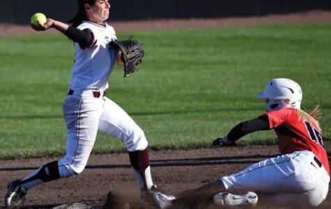 SIU softball wins 4-1 against Illinois State