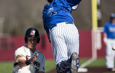 Bats come alive to give Salukis series win