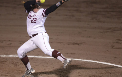 Saluki softball sweeps day one of USF UnderArmour Invitational