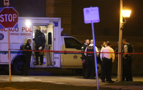 With more than 4 months left, 2016 in Chicago nears last year's gun violence level