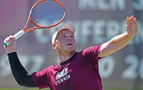 SIU men's tennis beats Hartford on way to MVC championship semifinals