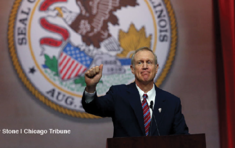 Rauner vows to 'stay the course'