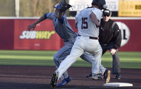 SIU's 10-2 win against Eastern Illinois