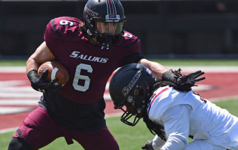 SIU football holds Annual Spring Scrimmage