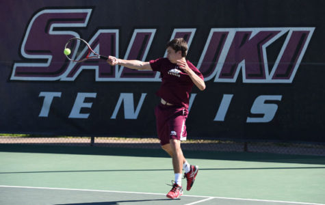 SIU to cut men's and women's tennis, reduce swimming scholarships