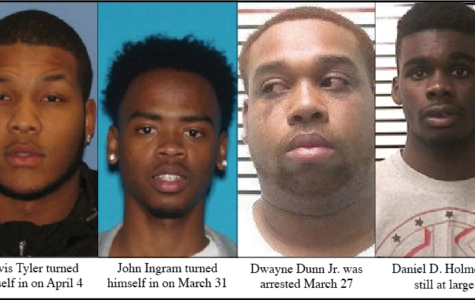 Bond set at $1M for suspects in Easter shooting