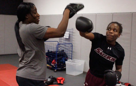 Saluki women's basketball packing a punch in the offseason