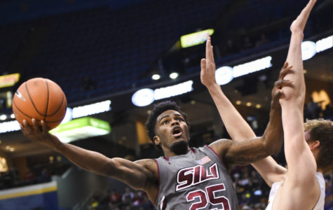 Postseason hopes unsure after UNI ends SIU's Arch Madness