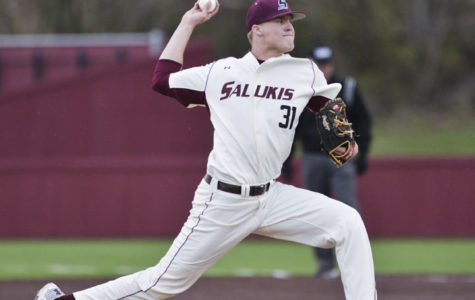 Salukis take first series over Shockers in 10 years
