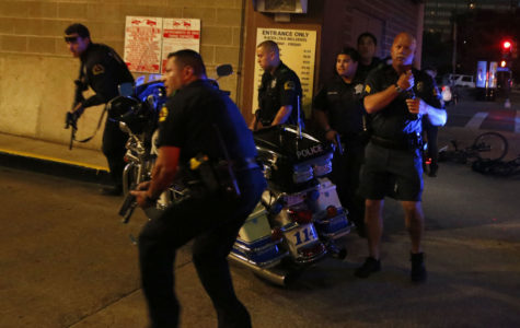 Dallas officials reveal details of deadly shootings of police; 5 killed and 7 wounded